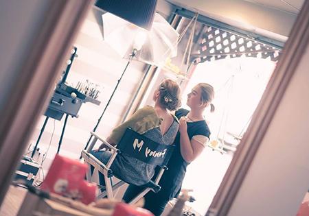 Prestations de maquillage dans votre institut de beauté Fanny M près de Saint-Omer (Wizernes)